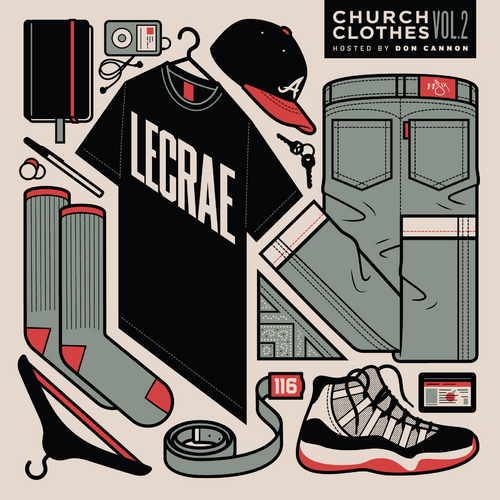 FREE: Church Clothes Vol. 2 mp3 Album by Lecrae