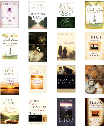 16 FREE eBooks from Beth Moore