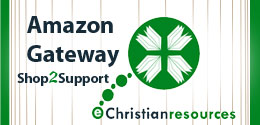Consider Supporting eChristianResources This Christmas Season through Amazon.com Purchases
