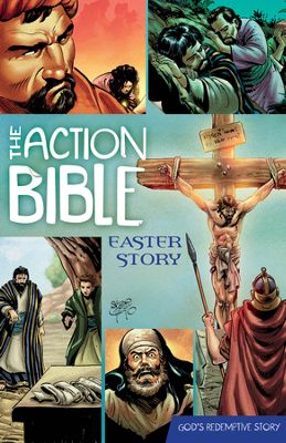 FREE: The Action Bible Easter Story eBook