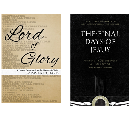 2 FREE Lent eBooks