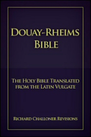 FREE: Douay-Rheims Bible Logos eBook
