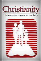 FREE: Christianity Magazine: February, 1994: Looking at Fellowship Logos eBook