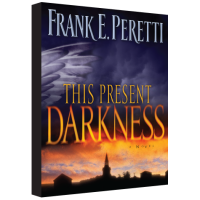 Free for June: This Present Darkness by Frank Peretti Audiobook