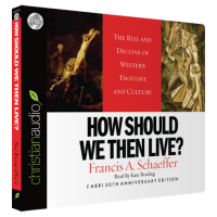 Free for September: How Should We Then Live? by Francis Schaeffer Audiobook