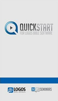 FREE: Logos 5 QuickStart (12 Instructional Videos)