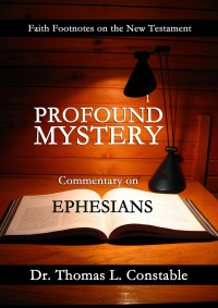 Today Only: FREE: Profound Mystery: Commentary on Ephesians eBook