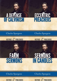 4 FREE eBooks by Charles Spurgeon