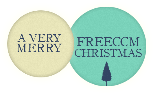 FREE: A Very Merry FreeCCM Christmas 10 Song mp3 Album